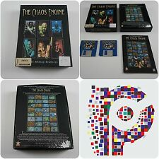 The Chaos Engine A Bitmap Brothers Game for the Amiga tested & working