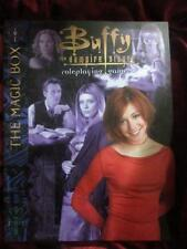 THE MAGIC BOX - Very rare BUFFY THE VAMPIRE SLAYER RPG SUPPLEMENT