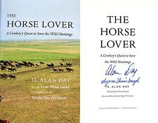 H. Alan Day/Lynn Wiese Sneyd SIGNED The Horse Lover 1st/1st + Photos~Rare!!