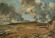 Weymouth Bay Landscape Picture by John Constable Canvas or Fine Art Print NEW