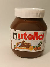 NUTELLA - FERRERO QUALITY - 26.45oz - 750g - MADE IN GERMANY - FREE SHIPPING