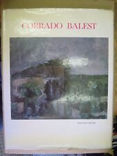 CORRADO BALEST. A cura di Ugo Fasolo. Neri Pozza editore  1965
