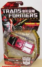 Transformers Generations 2011 AUTOBOT SWERVE GDO Deluxe Sealed MOMC In Stock