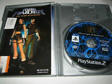 Lara Croft Tomb Raider: The Angel of Darkness (Sony PlayStation 2, 2003) -...