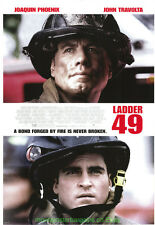 LADDER 49 MOVIE POSTER Original DS 27x40 JOHN TRAVOLTA JOAQUIN PHOENIX