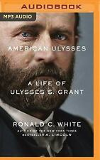 AMERICAN ULYSSES Life of Ulysses S Grant UNABRIDGED MP3-CD *NEW FAST 1st Cl Ship