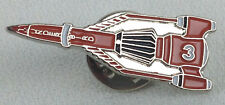 Gerry Anderson THUNDERBIRDS Model 3 - British TV Series UK Imported Enamel Pin
