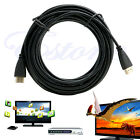 10M 30FT Plated Connection HDMI Cable V1.4 HD 1080P for LCD DVD HDTV Samsung
