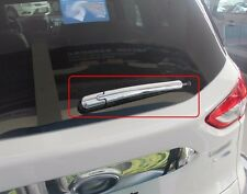 ABS Chrome Rear Windshield Wiper covers Trim fit ford Escape 2013-2016