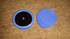 """4 2 1/4"""" 50# SILICONE RUBBER MAGNET COVERS BOOTS CODE 3 WHELEN FEDERAL LIGHT BAR"""