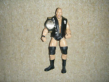 WWE STONE COLD STEVE AUSTIN DELUXE CLASSIC WRESTLING FIGURE BELT ACCESSORIES WWF