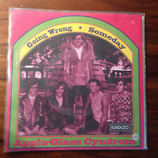 "APPLE GLASS CYNDROM Going going / Someday 7"" PSYCH MOD BEAT BESPOKE GARAGE 45"