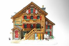 LEMAX Weihnachtsdorf Nostalgie Village Coll. Vail Village Johann´s Chalet + Inn