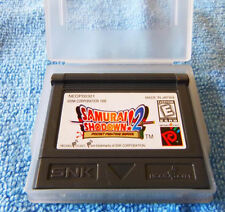 Samurai Shodown 2  Neo Geo Pocket New NEOGEO Pocket Color, neogeo_pock