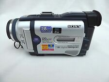 SONY HANDYCAM DCR-TRV30E, CHARGER, CARRY CASE BUNDLE                        #NS#