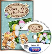 Oster-puzzle 2-Holiday Jigsaw Easter 2-pc-windows xp/vista/7/8/10