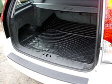 VOLVO V50 Estate RUBBER BOOT Mat Liner