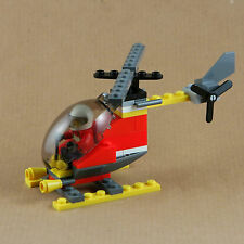 Lego City 30019 Fire Helicopter without instruction