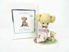 Precious Moments Bling in The Holidays 131016 Stocking Girl Cat New