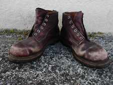 WW2 GERMAN ARMY ELITE GEBIRGSJAGER STYLE ANKLE BOOTS - RARE!
