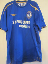 Chelsea 2005-2006 Home Football Shirt Size XL jersey /35044