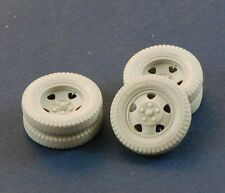 RE35-240 Road Wheels for GAZ-AAA (Omskij Zavod), PANZER ART,SCALE 1/35