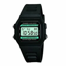 Mens Casual Water Resistant Casio W86-1VQ Alarm Digital Watch W-86-1VQES