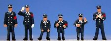 "Kato 24-260 Model People ""Train and Bus crew"" (N scale)"