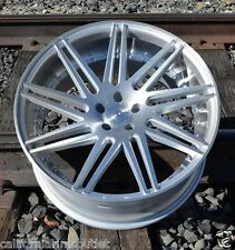 """22"""" ROAD FORCE RF11 STAGGERED WHEELS RIMS FOR LEXUS LS450 LS460 LS600H"""