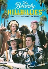 THE BEVERLY HILLBILLIES THE OFFICIAL FIRST SEASON 1 New Sealed 5 DVD Set