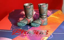 Hot Toys 1/6 MMS281 Marvel Avengers Age of Ultron Captain America Boots only!