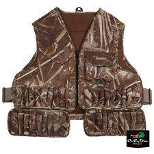 NEW TANGLEFREE NEOPRENE WADING VEST REMOVEABLE SHELL HOLDERS REALTREE MAX-5 CAMO