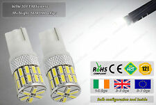 2x 194 T10 w5w 501 4500k CanBus Xenon Parking Side Lights Position Bulbs 12v 24v
