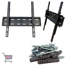 "Wall Bracket for Flat TV Screen LCD LED Plasma 3D TV 32"" 38 40 46 50 52 55"" inch"