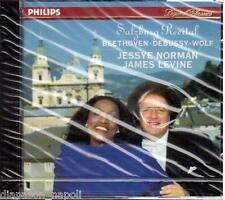 Jessye Norman: Salzburg Recital, Beethoven, Debussy, Wolf / Levine - CD Philips