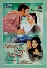 HASEENA MAAN JAAYEGI - COLOR - NEW LOLLYWOOD DVD - FREE UK POST