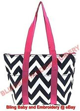Lunch Bag Tote Purse Insulate Geometric Chevron Damask Flower Leopard Camo Zebra