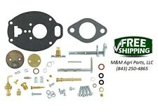 Complete Carburetor kit John Deere M MC MT 40 320 330 Tractor TSX475 Marvel Carb