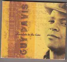 GUY DAVIS - chocolate to the bone CD