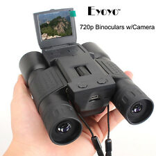 Eyoyo 2 Inch Screen HD 720P Video Recording 12X32 Zoom Digital Binocular Camera