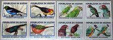 GUINEA 2001 3394-01 Vögel Welt Singing Birds Fauna Nature Singvögel MNH