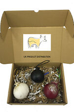 Shorrocks Lancashire Cheese Bomb Gift Hamper Containing 3, 230g Cheese Bombs