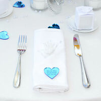 Personalised Wedding Favours Table Centerpieces Decorations Confetti Heart Gift