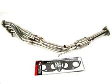 OBX Long Tube Exhaust Header Fits 06-09 Honda Civic Si 2.0L Tri-Y Header