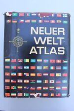 Neuer Welt-Atlas Land und Wirtschaft aller Staaten, Stauffacher Zürich 1954