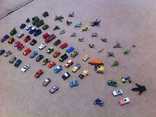 Micro Machines Lot Vinatge Galoob Private Eye X Men Porsche Rare 73 total