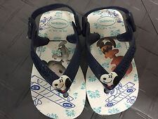 Havaianas Baby Infant Boys Flip Flop Sandals Slippers Swimming Summer Size 5