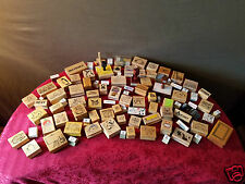Gigantic Rubber Stamp Mega Lot Box 3 ----> See It Here!!