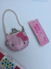 Sanrio Original Classic Hello Kitty Mini Attachable Purse Charm Japan Good Quali