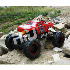 Rock Crawler King NQD 1:12 scale remote control Truck RC car recharge Xmas Gift